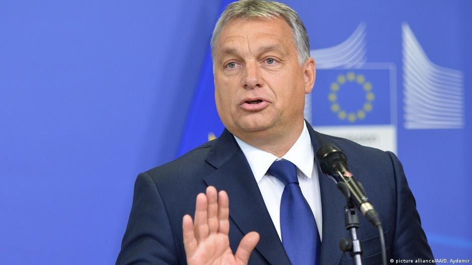 Ungarn Victor Orban (picture alliance/AA/D. Aydemir)